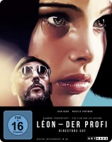 Léon - Der Profi - Limited 25th Anniversary Steelbook Edition (Blu-ray)