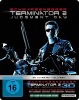 Terminator 2 - Tag der Abrechnung - 4K Ultra HD Blu-ray + Blu-ray / Limited Steelbook Edition (4K Ultra HD)