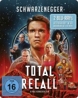 Total Recall - Uncut / Limited Steelbook Edition (Blu-ray)