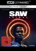 Saw: Spiral - 4K Ultra HD Blu-ray + Blu-ray (4K Ultra HD)