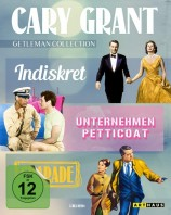 Cary Grant - Gentleman Collection (Blu-ray)
