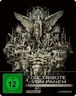 Die Tribute von Panem - Limited Complete Steelbook Edition (Blu-ray)