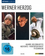 Werner Herzog - Arthaus Close-Up (Blu-ray)