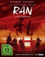 RAN - 4K Ultra HD Blu-ray + Blu-ray / Special Edition (4K Ultra HD)