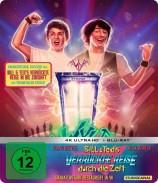 Bill & Ted's verrückte Reise durch die Zeit & in die Zukunft - 4K Ultra HD Blu-ray + Blu-ray / Limited Steelbook Edition (4K Ultra HD)