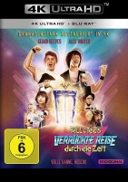 Bill & Ted's verrückte Reise durch die Zeit - 4K Ultra HD Blu-ray + Blu-ray (4K Ultra HD)
