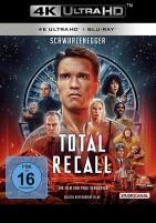 Total Recall - 4K Ultra HD Blu-ray + Blu-ray / Uncut (4K Ultra HD)
