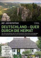 Deutschland - Quer durch die Heimat - 360° - GEO Reportage (DVD)