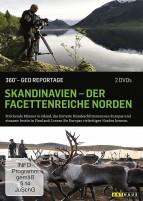 Skandinavien - Der facettenreiche Norden - 360° - GEO Reportage (DVD)