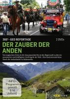 Der Zauber der Anden - 360° - GEO Reportage (DVD)