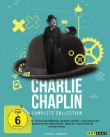 Charlie Chaplin - Complete Collection (Blu-ray)
