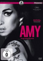 Amy - The girl behind the name (DVD)