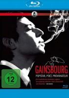 Gainsbourg - Popstar, Poet, Provokateur (Blu-ray)