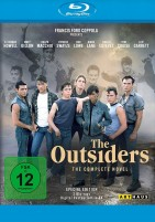 The Outsiders - Special Edition / Kinofassung & The Complete Novel (Blu-ray)