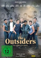 The Outsiders - Special Edition / Digital Remastered / Kinofassung & The Complete Novel (DVD)