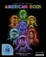 American Gods - Staffel 03 (Blu-ray)
