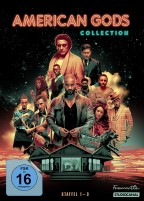 American Gods Collection - Staffel 1-3 (Blu-ray)