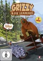 Grizzy & die Lemminge - Staffel 02 (DVD)