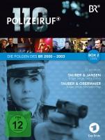 Polizeiruf 110 - Die Folgen des BR 2000-2003 / Box 2 (DVD)