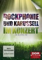 Im Konzert: Karussell/Rockphonie - Live aus Leipzig 1982 (DVD)