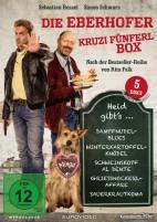 Die Eberhofer - Kruzifünferl Box (DVD)