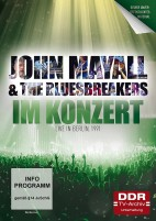Im Konzert: John Mayall and his Bluesbrakers - Live in Berlin 1991 (DVD)