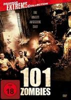 101 Zombies - Eine von Gott aufgegebene Stadt (DVD)