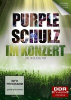 Im Konzert: Purple Schulz - Live in Berlin 1989 (DVD)