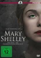 Mary Shelley - Die Frau, die Frankenstein erschuf (DVD)