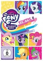 My Little Pony - Freundschaft ist Magie - Staffel 6 (DVD)