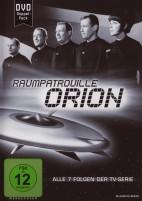 Raumpatrouille Orion - Doppelpack / Folgen 1 - 7 (DVD)