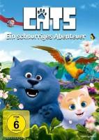 Cats - Ein schnurriges Abenteuer (DVD)