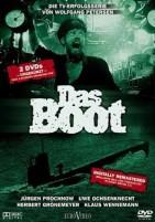 Das Boot - Die ungekürzte TV-Serie (DVD)