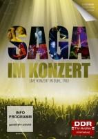 Im Konzert: Saga (DVD)