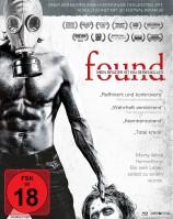 Found - Mein Bruder ist ein Serienkiller (Blu-ray)