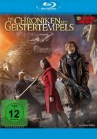 Die Chroniken des Geistertempels - Blu-ray 3D + 2D (Blu-ray)