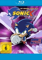 Sonic X - Staffel 1 / SD on Blu-ray (Blu-ray)