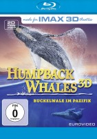 Humpback Whales - Buckelwale im Pazifik - Blu-ray 3D + 2D (Blu-ray)