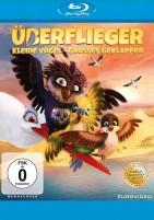 Überflieger - Kleine Vögel, grosses Geklapper (Blu-ray)