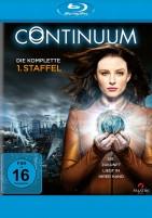 Continuum - Staffel 01 (Blu-ray)