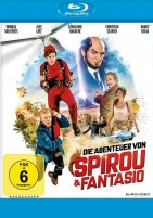 Die Abenteuer von Spirou & Fantasio (Blu-ray)