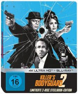 Killer's Bodyguard 2 - 4K Ultra HD Blu-ray + Blu-ray / Limited Steelbook (4K Ultra HD)