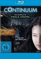 Continuum - Staffel 04 (Blu-ray)