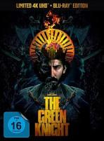 The Green Knight - 4K Ultra HD Blu-ray + Blu-ray / Limited Mediabook (4K Ultra HD)