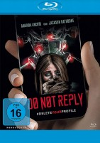 Do Not Reply - # Delete Your Profile (Blu-ray)