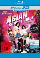 Asian School Girls - Blu-ray 3D + 2D (Blu-ray)