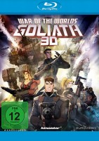 War of the Worlds: Goliath - Blu-ray 3D + 2D (Blu-ray)