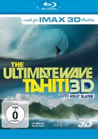 IMAX - The Ultimate Wave Tahiti 3D - Blu-ray 3D (Blu-ray)