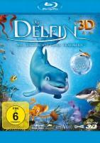 Der Delfin - Die Geschichte eines Träumers 3D - Blu-ray 3D (Blu-ray)