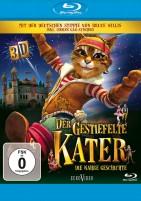 Der gestiefelte Kater - Die wahre Geschichte 3D - Blu-ray 3D (Blu-ray)